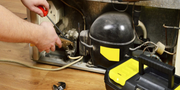 refrigerator repair Murf's appliance in Boise Idaho